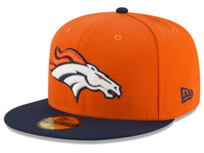 Denver Broncos New Era NFL Team Basic 59FIFTY Cap