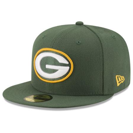 Green Bay Packers New Era NFL Team Basic 59FIFTY Cap