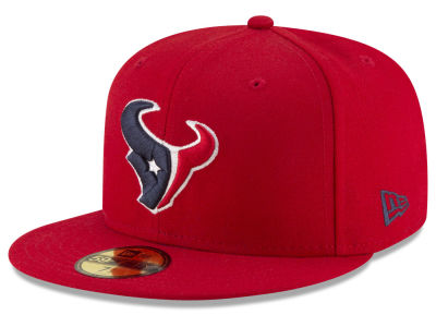 Houston Texans New Era NFL Team Basic 59FIFTY Cap