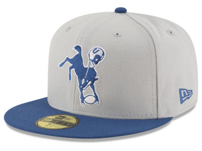 Indianapolis Colts New Era NFL Team Basic 59FIFTY Cap