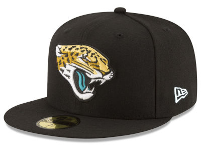 Jacksonville Jaguars New Era NFL Team Basic 59FIFTY Cap