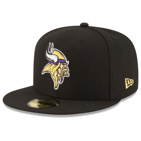 Minnesota Vikings New Era NFL Team Basic 59FIFTY Cap