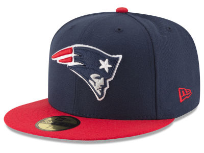 New England Patriots New Era NFL Team Basic 59FIFTY Cap