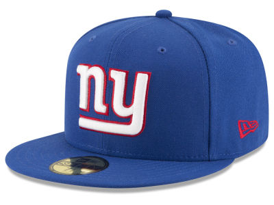 New York Giants New Era NFL Team Basic 59FIFTY Cap