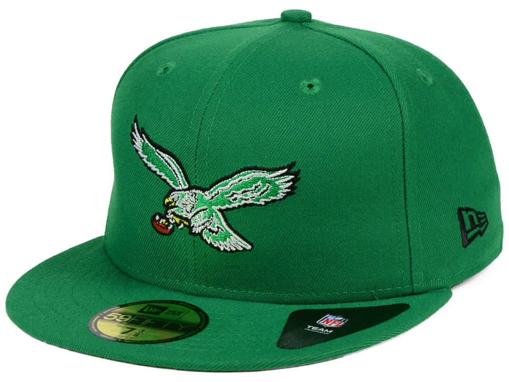 8b8536f0120 Philadelphia Eagles New Era NFL Team Basic 59FIFTY Cap