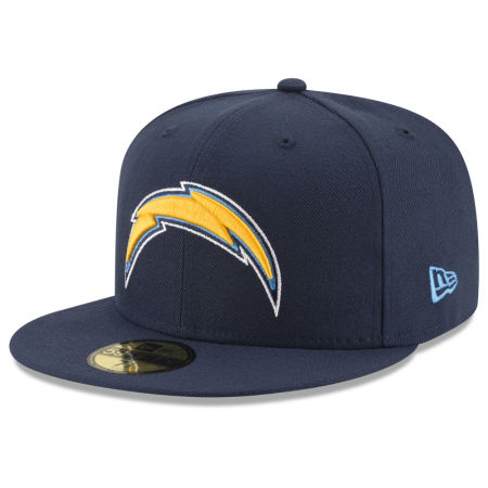 Los Angeles Chargers New Era NFL Team Basic 59FIFTY Cap