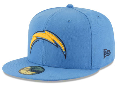 San Diego Chargers NFL Team Basic 59FIFTY Cap