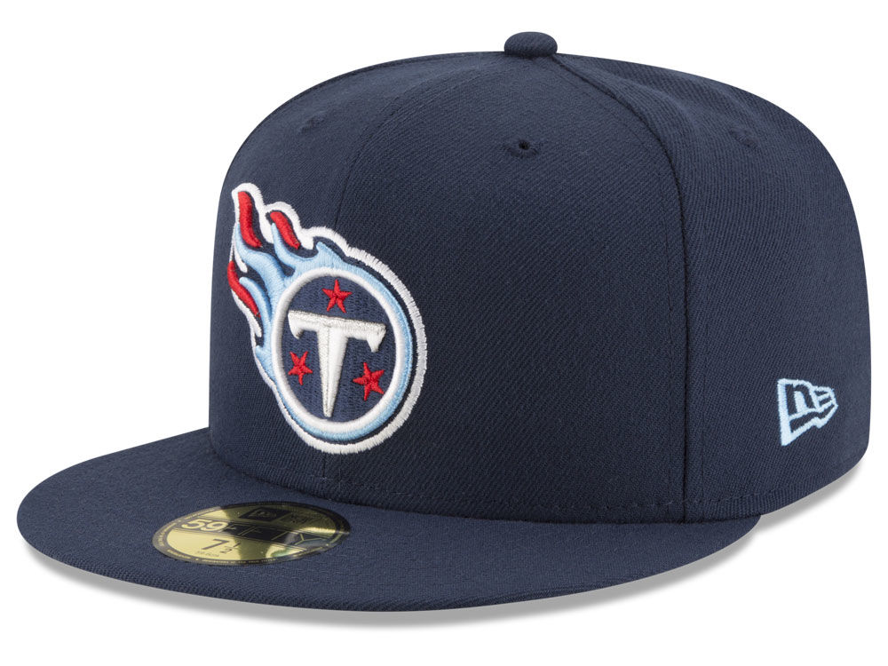 a73273ea5 Tennessee Titans New Era NFL Team Basic 59FIFTY Cap