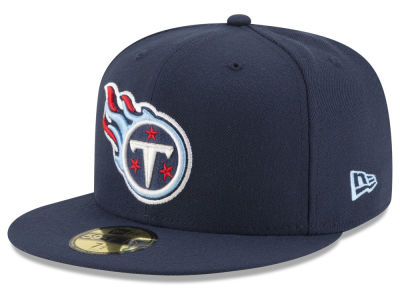 Tennessee Titans New Era NFL Team Basic 59FIFTY Cap