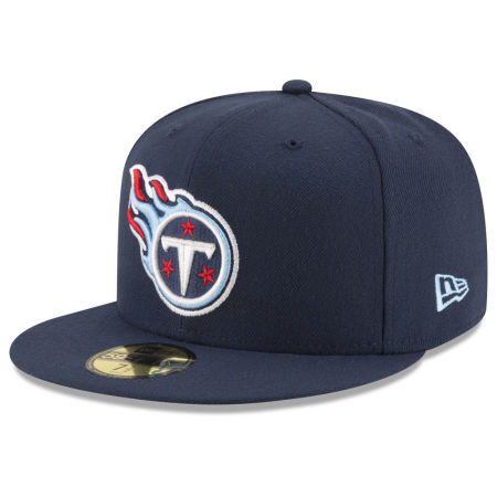 Tennessee Titans New Era NFL Team Basic 59FIFTY Cap
