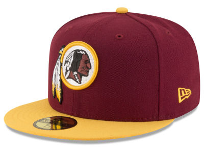 Washington Redskins New Era NFL Team Basic 59FIFTY Cap df1628f54