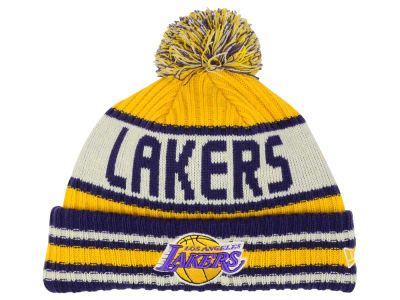 Los Angeles Lakers New Era NBA HWC Jacoby Knit