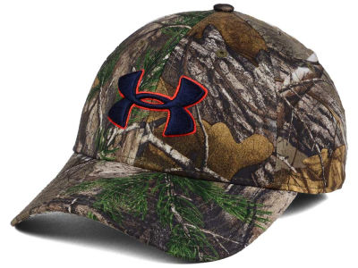 Auburn Tigers Under Armour NCAA Camo Flex Cap