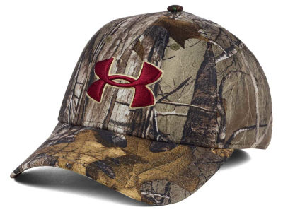 Boston College Eagles Under Armour NCAA Camo Flex Cap