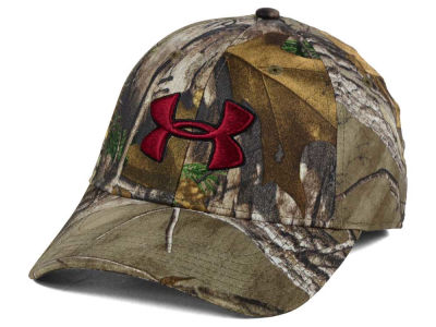 South Carolina Gamecocks Under Armour NCAA Camo Flex Cap