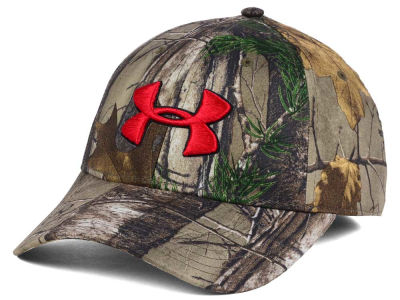 Maryland Terrapins Under Armour NCAA Camo Flex Cap