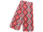 Ohio State Buckeyes Diamond Print Scarf Apparel & Accessories