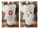 Ohio State Buckeyes Frosted Pint Glass Kitchen & Bar