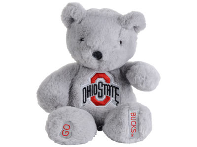 Ohio State Buckeyes Athletic O Teddy Bear
