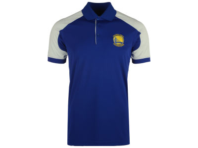 Golden State Warriors NBA Mens Century Polo Shirt