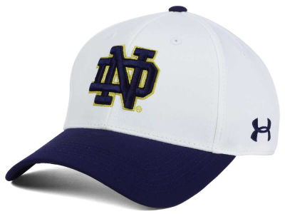Notre Dame Fighting Irish Under Armour NCAA 2Tone Adjustable Cap
