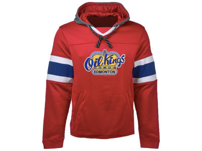 Edmonton Oil Kings WHL Men's Team Jersey Hoodie
