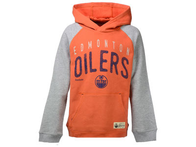 Edmonton Oilers NHL Youth Foundation Hoodie