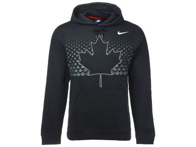 Canada Hockey Nike NHL Men's Maple Leaf Hoodie