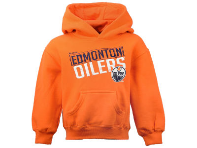 Edmonton Oilers NHL Child Little Guy Hoodie