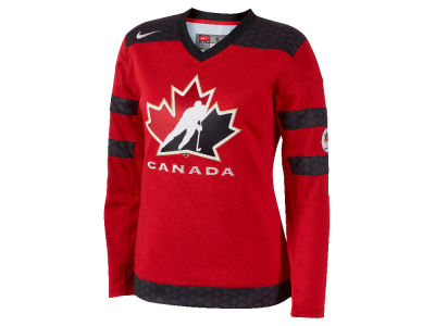 Canada Hockey Nike NHL Women's Fan Noise Jersey