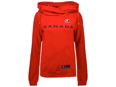 Canada Hockey Nike NHL Men's Rally Funnel Hoodie