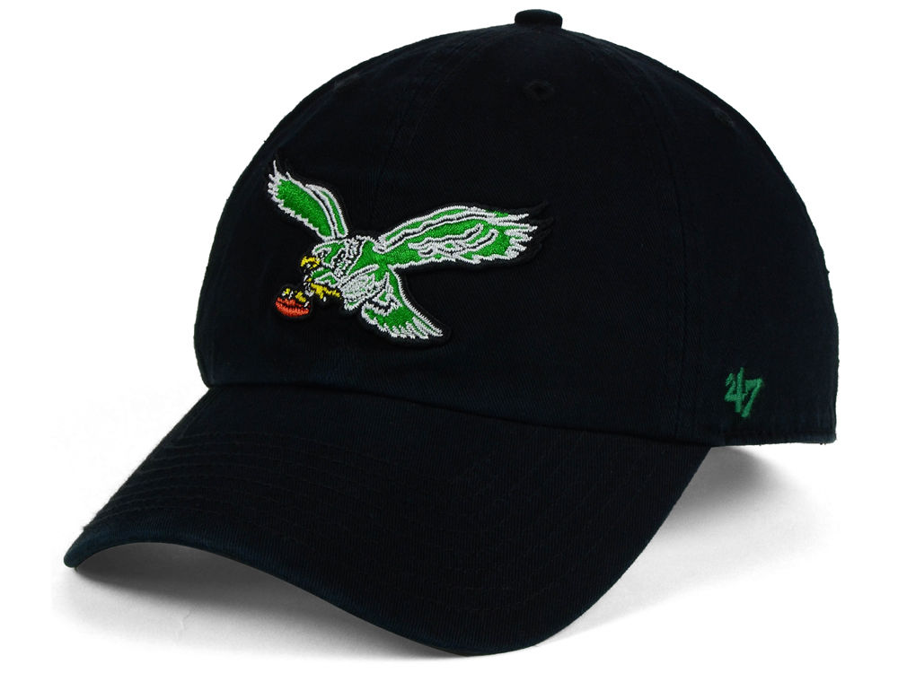 80827a03be8 Philadelphia Eagles  47 NFL  47 CLEAN UP Cap