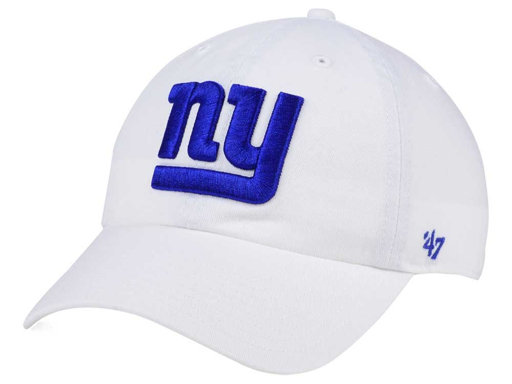New York Giants  47 NFL  47 CLEAN UP Cap  4d5f5969a