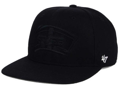 San Antonio Spurs '47 NBA HWC '47 No Shot Snapback Cap