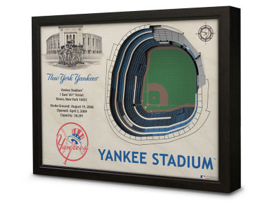 New York Yankees Stadium View Wall Art