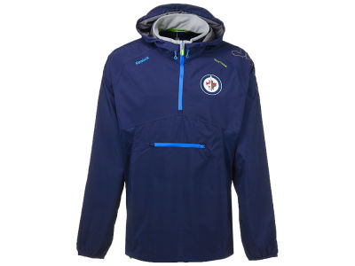 Winnipeg Jets Reebok NHL Men's CI Anorak Pullover Jacket