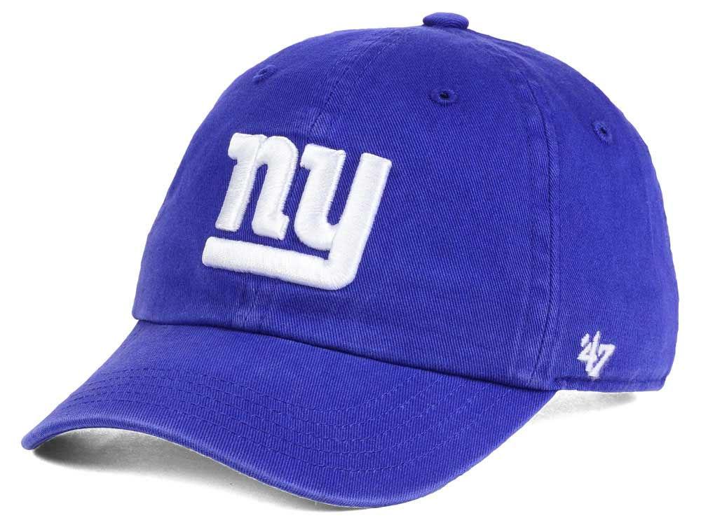 New York Giants  47 NFL Kids Clean Up Cap  254e19aea