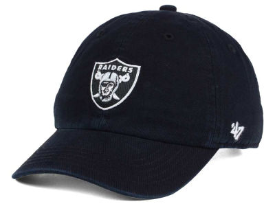 Oakland Raiders '47 NFL Kids Clean Up Cap