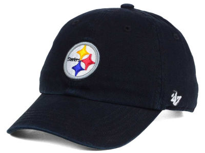 Pittsburgh Steelers '47 NFL Kids Clean Up Cap