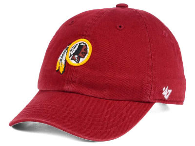 Washington Redskins '47 NFL Kids Clean Up Cap