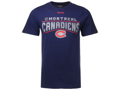 Montreal Canadiens Reebok NHL Men's Freeze Reflect T-Shirt