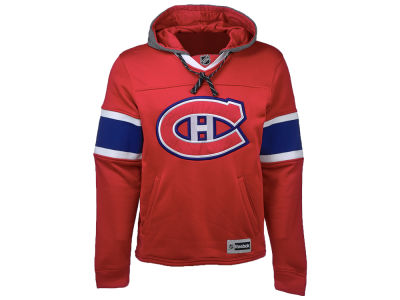 Montreal Canadiens Reebok NHL Men's Team Jersey Hoodie