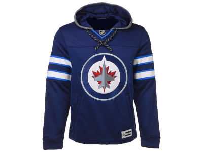 Winnipeg Jets Reebok NHL Men's Team Jersey Hoodie