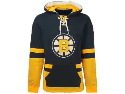 Boston Bruins NHL Men's CCM Pullover Hoodie