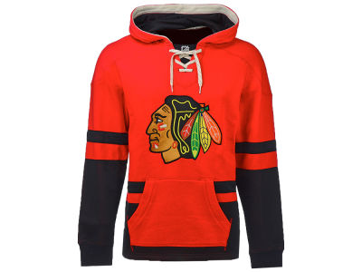 Chicago Blackhawks NHL Men's CCM Pullover Hoodie