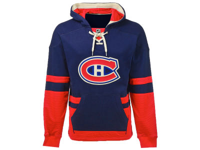 Montreal Canadiens NHL Men's CCM Pullover Hoodie