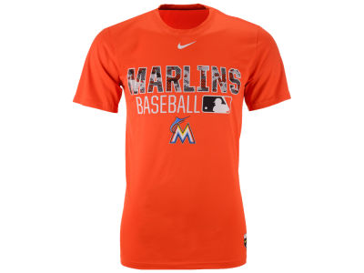 Miami Marlins Nike MLB Men's Legend Team Issue T-Shirt