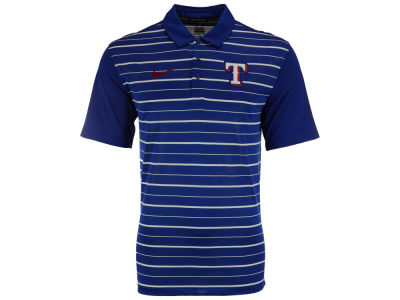 Texas Rangers Nike MLB Men's Dri-Fit Polo 1.6