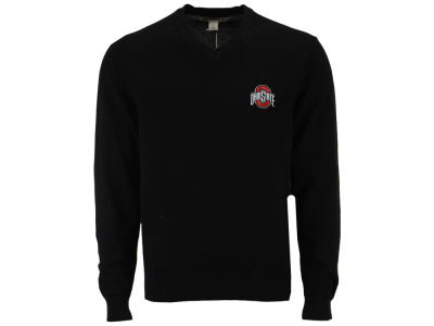 Ohio State Buckeyes NCAA Men's Broadview V-Neck Sweater