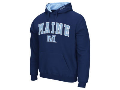 Maine Black Bears NCAA Men's Arch Logo Hoodie
